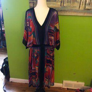 Women's LauraPlus Size 18 Spring/Summer Dress